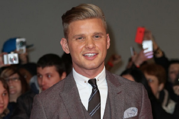 The National Television Awards 2014 (NTA's) held at the O2 Arena - Arrivals  Featuring: Jeff Brazier Where: London, United Kingdom When: 22 Jan 2014 Credit: Lia Toby/WENN.com